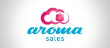 Логотип AromaSales.