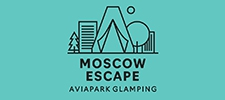 Moscow Escape Aviapark Glamping 2018.