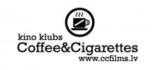 Логотип киноклуба CC Films.