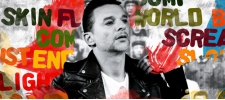 Depeche Mode Delta Machine Tour.