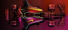 Nike Mercurial: наука скорости.