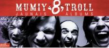Мумий Тролль релиз альбома «8».