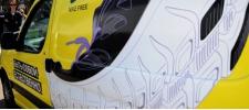 Промотранспорт Nike Free.
