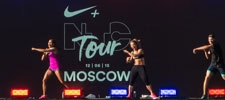 Nikewomen NTC Tour 2015.