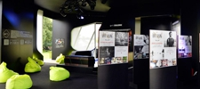 Nike+ Innovation Station.