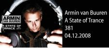 Armin van Buuren. A State of Trance 4.12.2008.