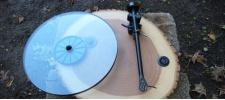 Audiowood: вертушки из экологичных материалов.