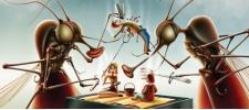 AUTAN REPELLENT: как отвадить комаров вежливо.