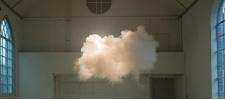 Berndnaut Smilde: облака в интерьерах.
