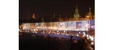 Гигантский аутдор BMW в Москве.