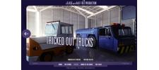 Cadbury Trucks. Их не остановить.