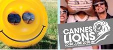 Победители Cannes Lions 2010.