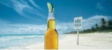 Corona Beach. Отдыхай ответственно.