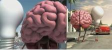 Креативный мозг.