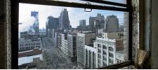 Yves Marchad и Romain Meffre: руины Детройта.