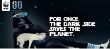 The Earth Hour: темная сторона спасёт Землю.