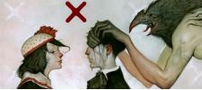 Иллюстрации Joao Ruas (aka Feral-Kid).