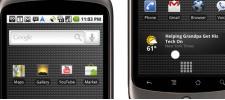 Google Nexus One: первый телефон от Google.