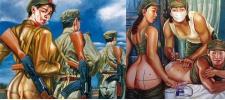 Hu Ming: китайские красавицы.