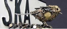 Железная жизнь: скульптуры Joe Pogan.
