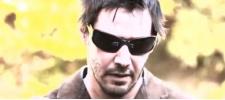 Keanu Reeves и его байк.