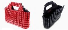 Keybag: сумка из кнопок клавиатур.