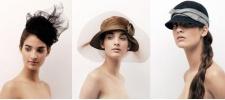 Шляпки и модели. Marianne Bara.