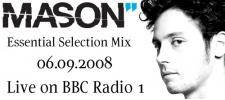 Mason (DJ) Essential Selection Mix. 06.09.2008