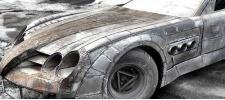 Mercedes McLaren SLR ручной сборки.