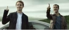 Михаэль Шумахер и Нико Росберг для Mercedes Benz.