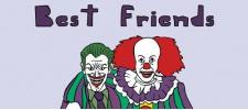 Mike Joos: лучшие друзья.