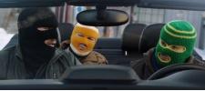 Volkswagen Beetle Convertible: маски.