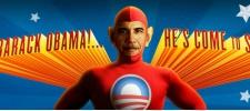 Обама спасёт всех от всего.