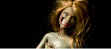 Barbie Undead.