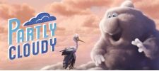 Partly Cloudy от Pixar.
