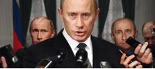 Репортёры без границ подозревают Путина.