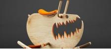Монстры-качалки.