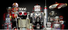 Stephan Abry: роботы, женщины и многое другое.