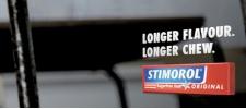 Stimorol: неповторимый, долгий вкус.