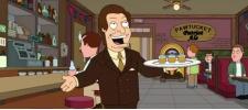 Эдуард Хиль появился в десятом сезоне Гриффинов (Family Guy).