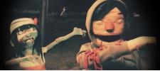 Зомби в новой рекламе Zune.
